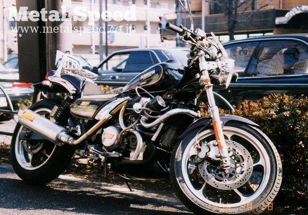 カワサキ・エリミネーター250ターボ by メタルスピード