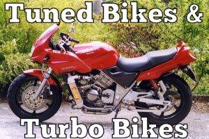 バイクチューニングとターボバイク by メタルスピード