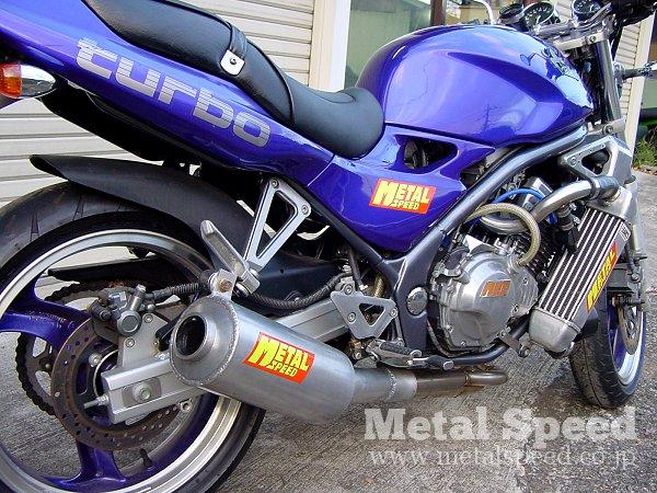 カワサキ・バリオス250ターボ'92 by メタルスピード
