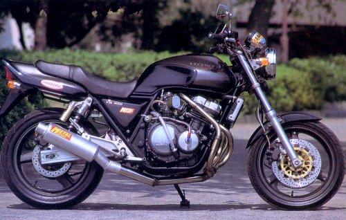 ホンダCB400SF ターボ