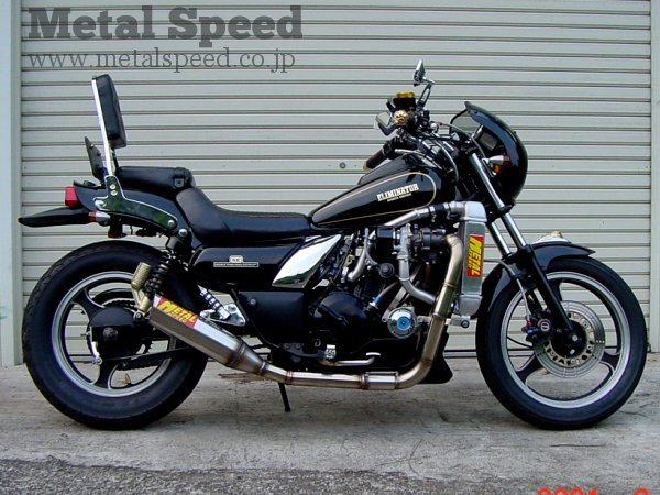 KAWASAKI エリミネーター250ターボ / KAWASAKI Eliminator250 Turbo Custom