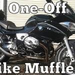 バイク(オートバイ)用ワンオフマフラー/写真/動画(ビデオ)