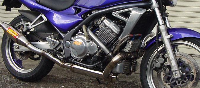 Kawasaki バリオスターボtype2